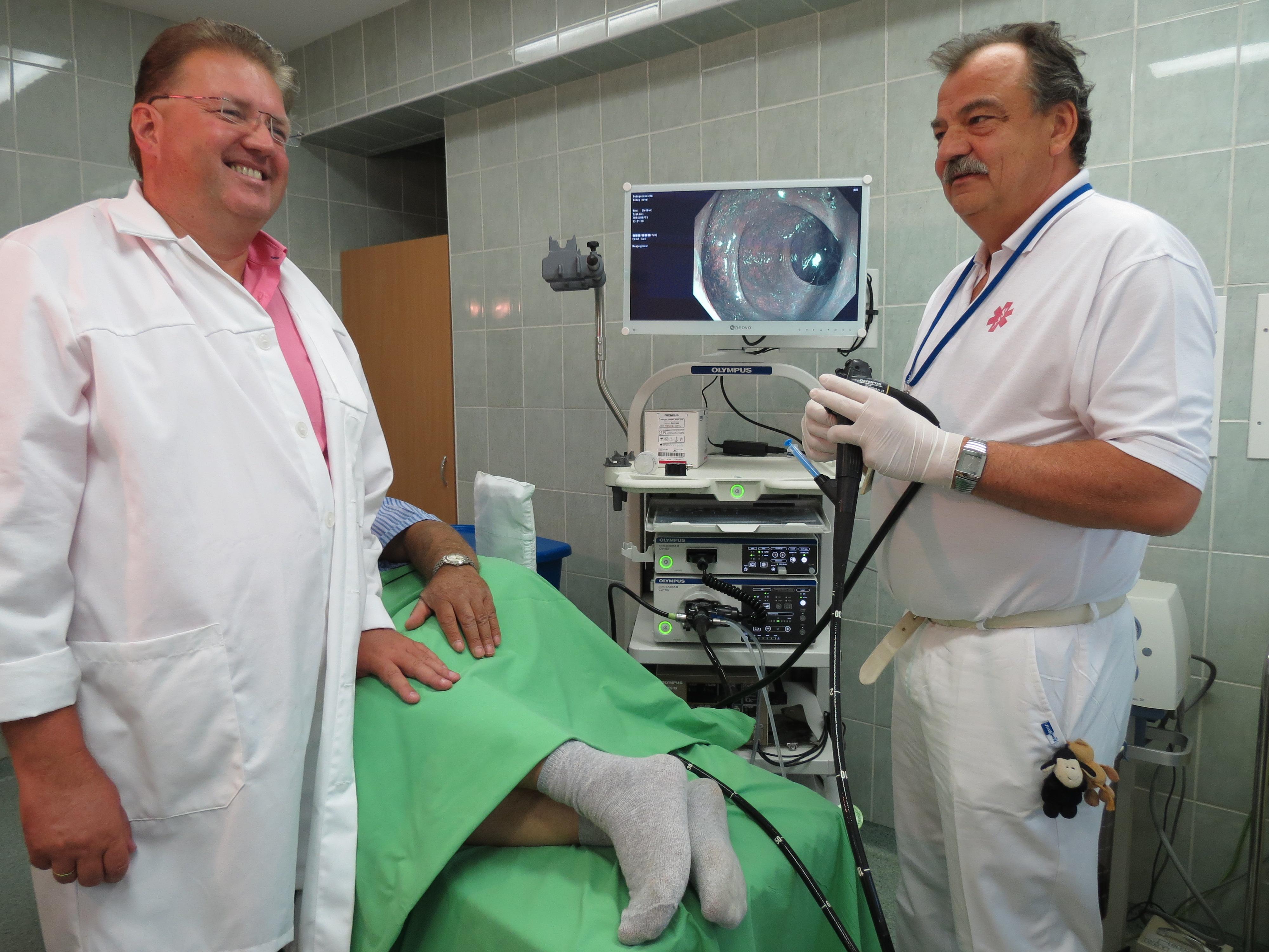Bajcsy Kórház Belgyógyászat